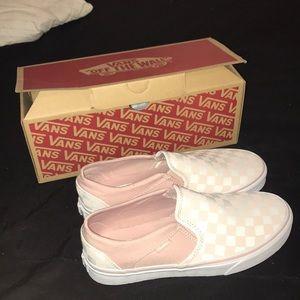 Vans Shoes | Checkerboard Vans Sepia